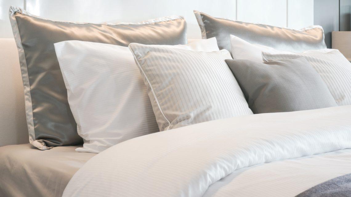 Maksimal komfort med silke i sengen